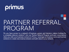 Partner Referral Program Overview