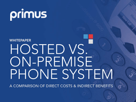 Hosted vs. On-Premise PBX