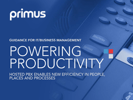 HPBX Powers Productivity