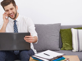How your business can get the best from telecommuting staff