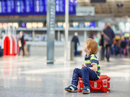 The Smart Guide to Flying With Family